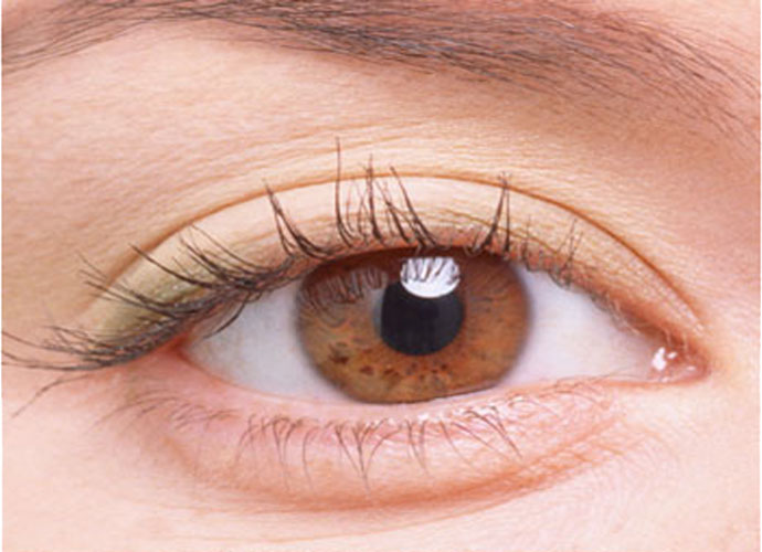 Brown eyes contact lenses