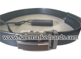 Leather Belt Camera to see IR Invisible Marks