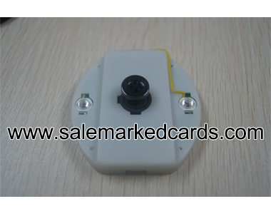 Radar Scanning Camera for Moving Cards