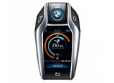 bmw key scanning lens