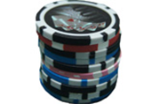 Casino Chip Scanning Camera
