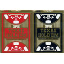 Coapy texas holdem marked cards