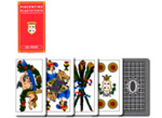 Dal Negro Piacentine N.109 marked cards