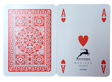 "Modiano Poker N""98 Marked Cards"