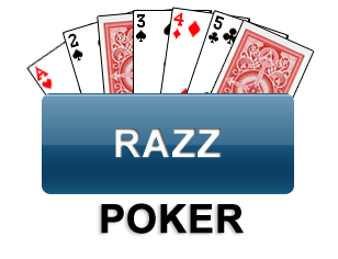 7 card razz poker rules and how to play