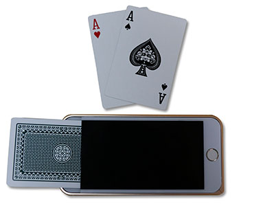 Changing Cards Phone