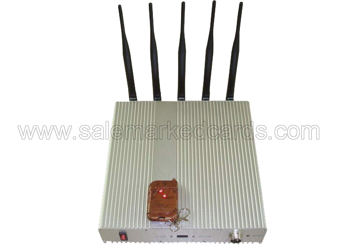 5 antenna portable multifunctional cell phone jamm - portable gps cell phone jammer pdf