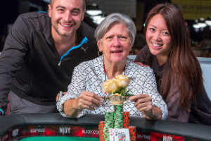 WSOP Event : Ms Scott Won the No-Limit Holdem Championship