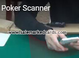 Sleeve Poker Scanner